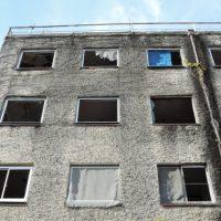 建物の老朽化に伴うリスク
